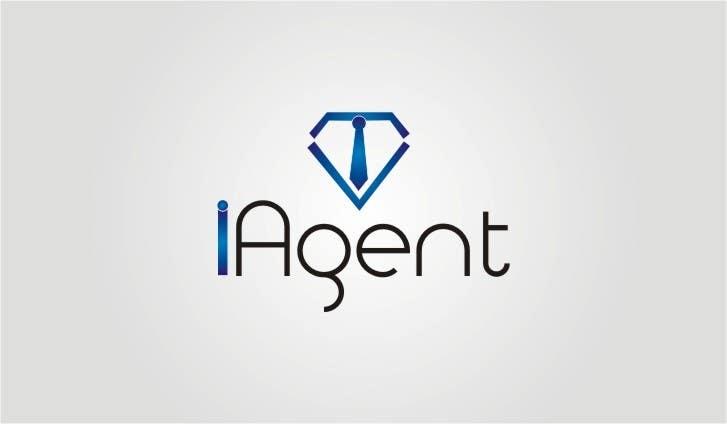 Penyertaan Peraduan #104 untuk Logo is IAgent