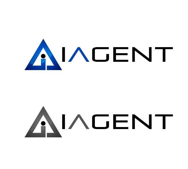 Kilpailutyö #25 kilpailussa Logo is IAgent