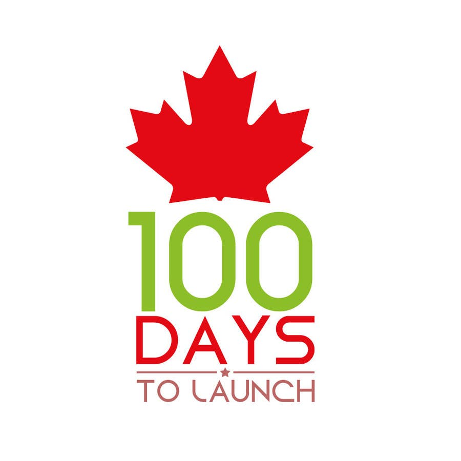 Proposition n°31 du concours Logo Design for 100 Days to Launch
