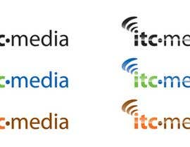 #29 สำหรับ Logo Design for itc-media.com โดย pvisionary
