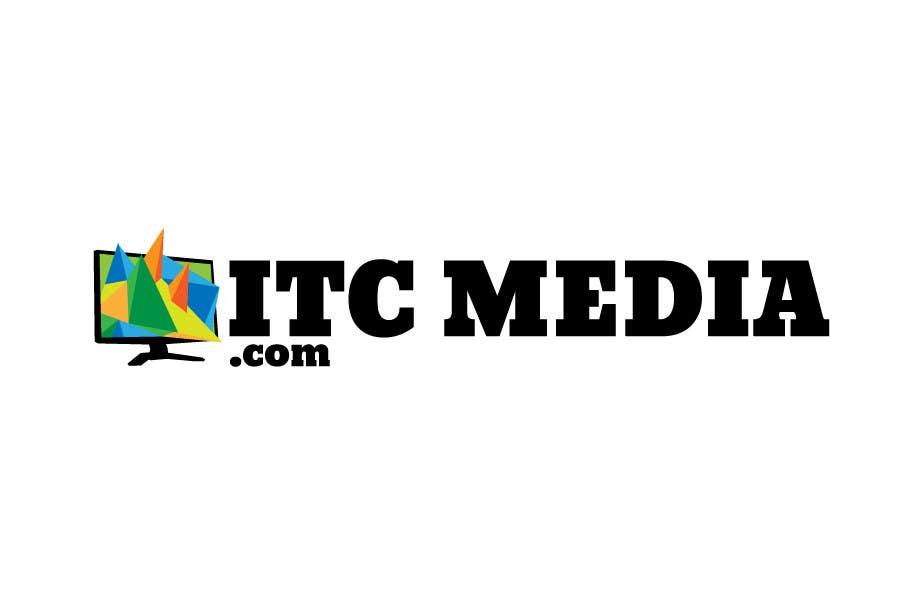 Bài tham dự cuộc thi #                                        32                                      cho                                         Logo Design for itc-media.com