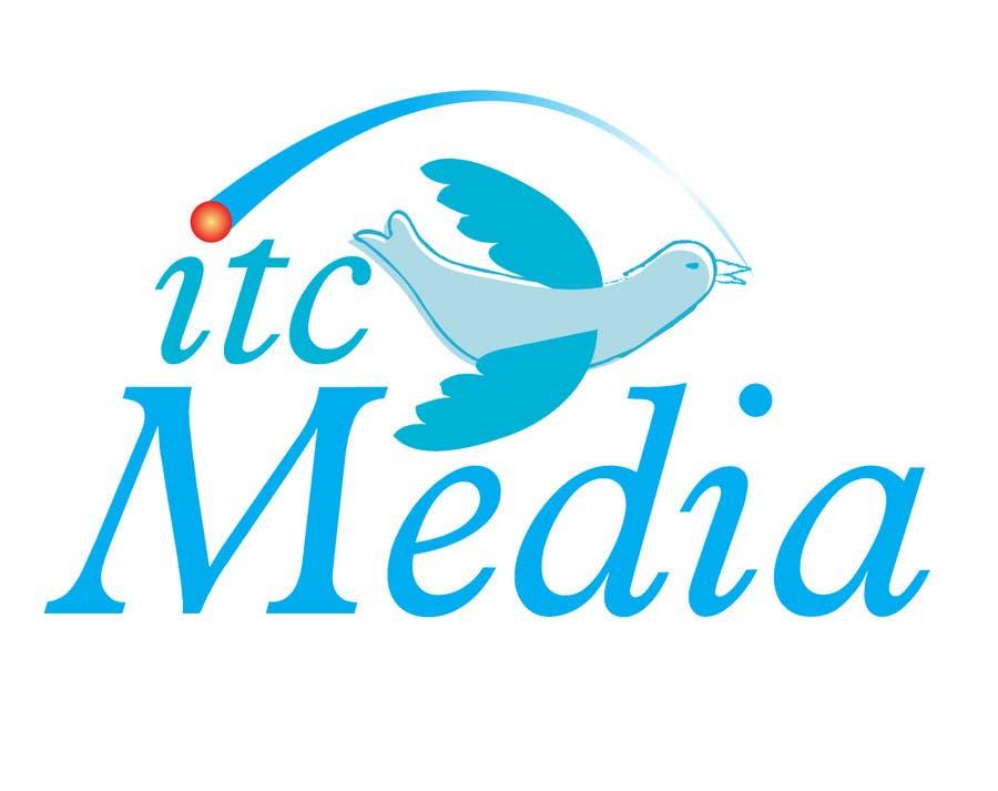 Bài tham dự cuộc thi #                                        143                                      cho                                         Logo Design for itc-media.com