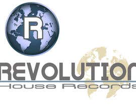 #134 for Design a Logo for Revolution House Records af alidicera