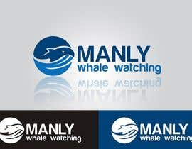 #31 for Design a Logo for Whale Watching company af joydeepmandal