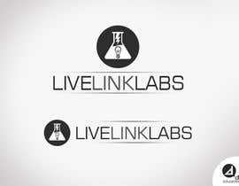 nº 45 pour Simple Logo Design - Live Link Labs par dhido