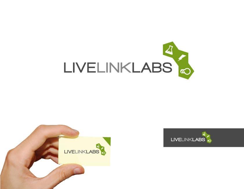Konkurrenceindlæg #43 for Simple Logo Design - Live Link Labs