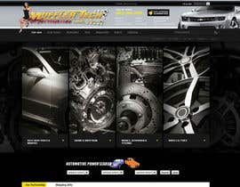 #4 para Graphic Design for Muffler Tech de aldodager