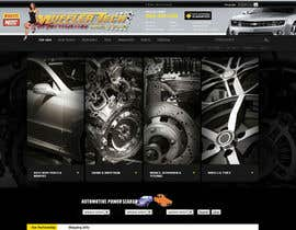 #5 para Graphic Design for Muffler Tech de aldodager