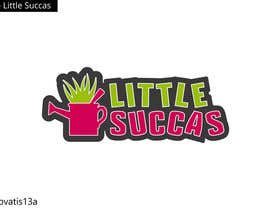 #57 untuk Design a Logo for Little Succas oleh Renovatis13a