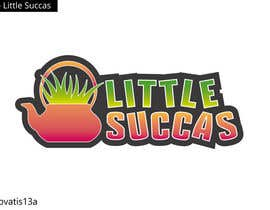 #59 untuk Design a Logo for Little Succas oleh Renovatis13a