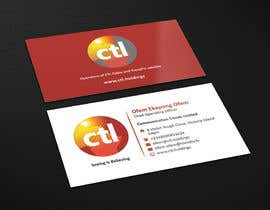 nº 1 pour Design a Business card par flechero
