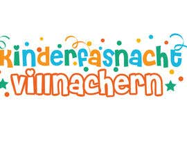 #39 para Design a Logo for Kinderfasnacht Villnachern por Melody7177