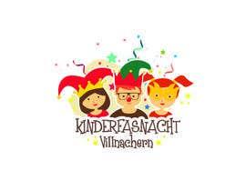 #16 cho Design a Logo for Kinderfasnacht Villnachern bởi MagdalenaJan