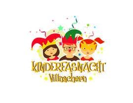 #24 cho Design a Logo for Kinderfasnacht Villnachern bởi MagdalenaJan