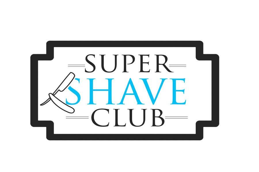 """Contest Entry #                                        30                                      for                                         Design a Logo for """"Super Shaver Club"""""""