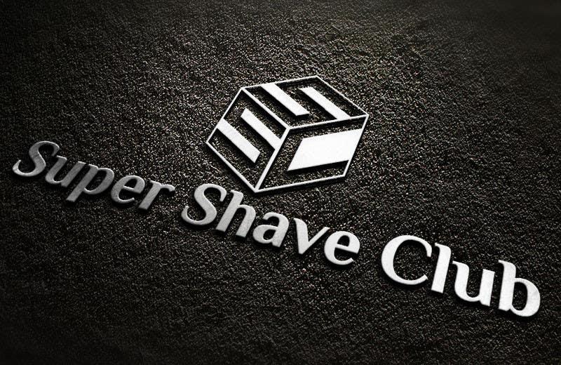 """Inscrição nº 6 do Concurso para Design a Logo for """"Super Shaver Club"""""""