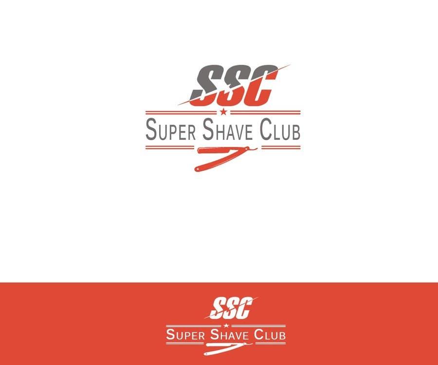 """Contest Entry #                                        14                                      for                                         Design a Logo for """"Super Shaver Club"""""""