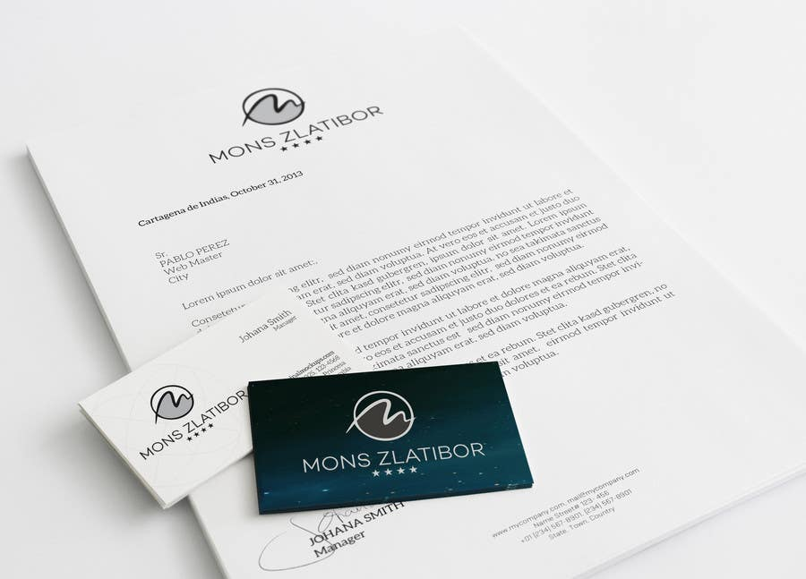 Contest Entry #250 for Design a Logo for Mons Zlatibor