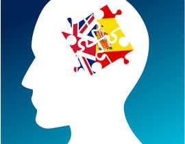Nro 8 kilpailuun Logotipo para un traduccion a tiempo real con otras personas käyttäjältä lunaim