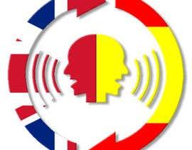 Nro 10 kilpailuun Logotipo para un traduccion a tiempo real con otras personas käyttäjältä sabrinaarrebilla