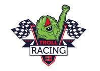 Bài tham dự #111 về Graphic Design cho cuộc thi Troll Racing needs logo!