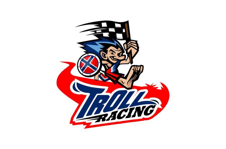 Bài tham dự cuộc thi #                                        179                                      cho                                         Troll Racing needs logo!