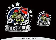 Bài tham dự #95 về Graphic Design cho cuộc thi Troll Racing needs logo!