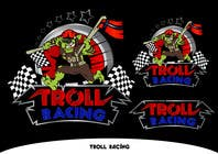 Bài tham dự #124 về Graphic Design cho cuộc thi Troll Racing needs logo!