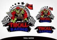 Bài tham dự #126 về Graphic Design cho cuộc thi Troll Racing needs logo!