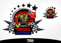 Bài tham dự #135 về Graphic Design cho cuộc thi Troll Racing needs logo!