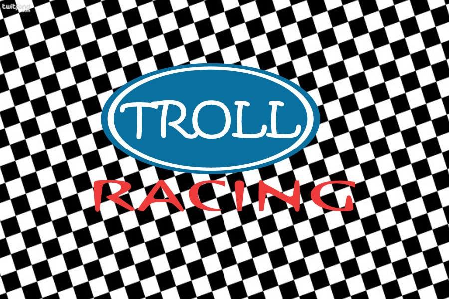 Bài tham dự cuộc thi #                                        30                                      cho                                         Troll Racing needs logo!