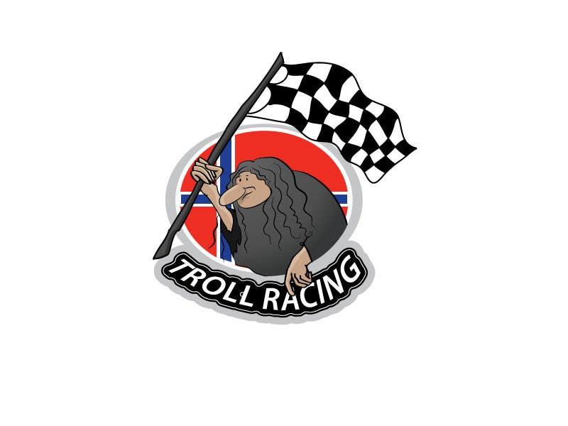 Bài tham dự cuộc thi #                                        88                                      cho                                         Troll Racing needs logo!