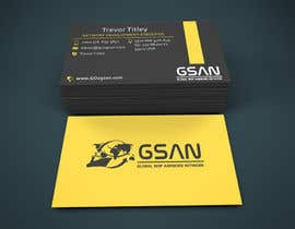 #23 cho Design some Business Cards for GSAN bởi JosipBosnjak