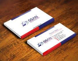 #74 para Design some Business Cards for GSAN por IllusionG