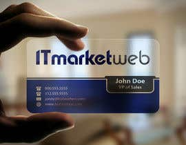 #57 untuk Design some Business Cards for IT Market oleh mamun313