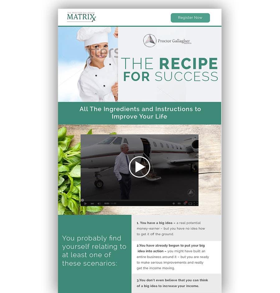 Konkurrenceindlæg #                                        5                                      for                                         Design a Landing Page for Event
