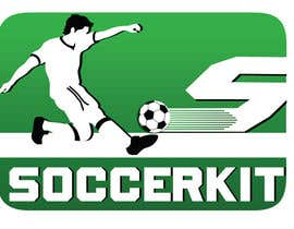 #3 for Design a Logo for www.soccerkit.com.au af LotusDesign