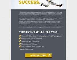 #14 para Design a Landing Page for new LIVE Event por maximkotut