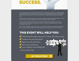 #15 para Design a Landing Page for new LIVE Event por maximkotut