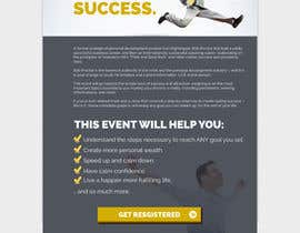 #16 para Design a Landing Page for new LIVE Event por maximkotut