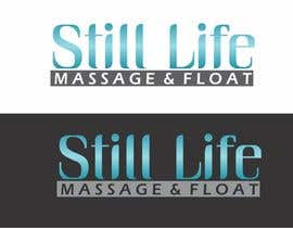 #13 for Design a Business Logo for Still Life Massage and Float af vallabhvinerkar