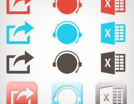 #18 for Design some Icons for Course Website af parikhan4i