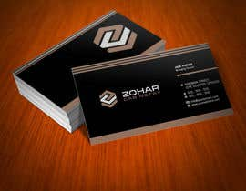#392 untuk Design a Logo for Zohar Cabinetry oleh brokenheart5567
