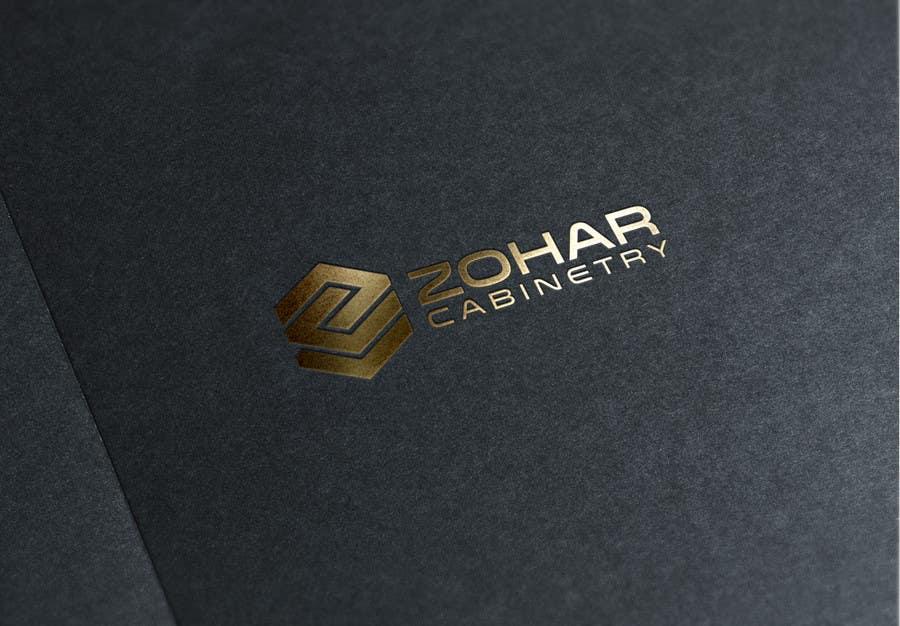 Kilpailutyö #400 kilpailussa Design a Logo for Zohar Cabinetry
