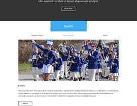 #8 cho Design en mockup av en nettside for KORPSPARTNER bởi abhikreationz