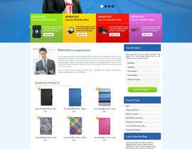 nº 16 pour Single page design for webpage par cromasolutions