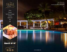 #24 cho Design a Website Mockup for Hotel bởi yoyojorjor