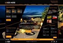 Graphic Design Konkurrenceindlæg #17 for Design a Website Mockup for Hotel