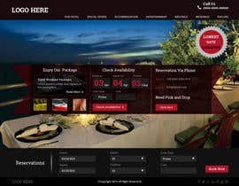 #40 cho Design a Website Mockup for Hotel bởi xsasdesign