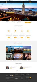 #18 cho Design a Website Mockup for Hotel bởi ankisethiya